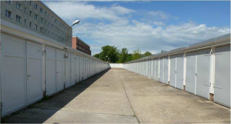 Garagen als Kapitalanlage Future Construct