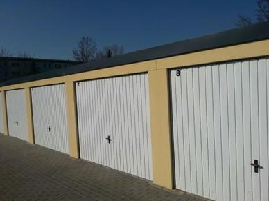 Garagenhof Merseburg