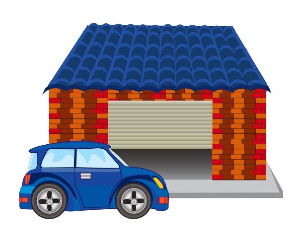 Garage als Immobilie