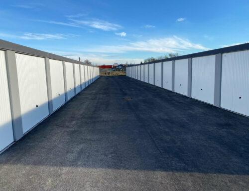148 Garagen und Stellplätze für Autos und Wohnmobile
