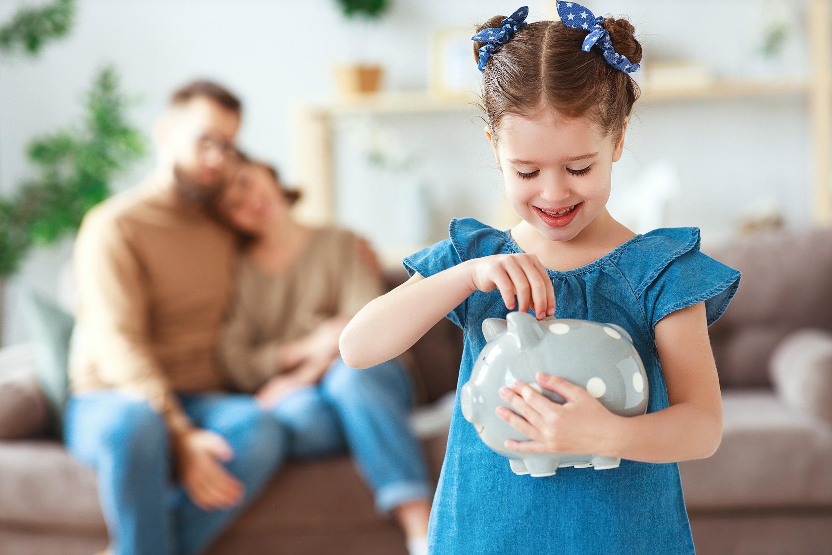 Kind spart - Kapitalanlagen