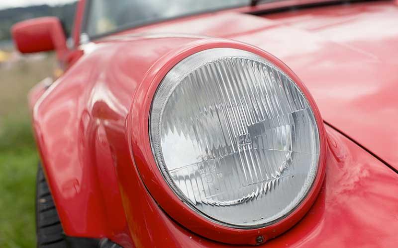 Besichtigung Porsche Werk - Auto