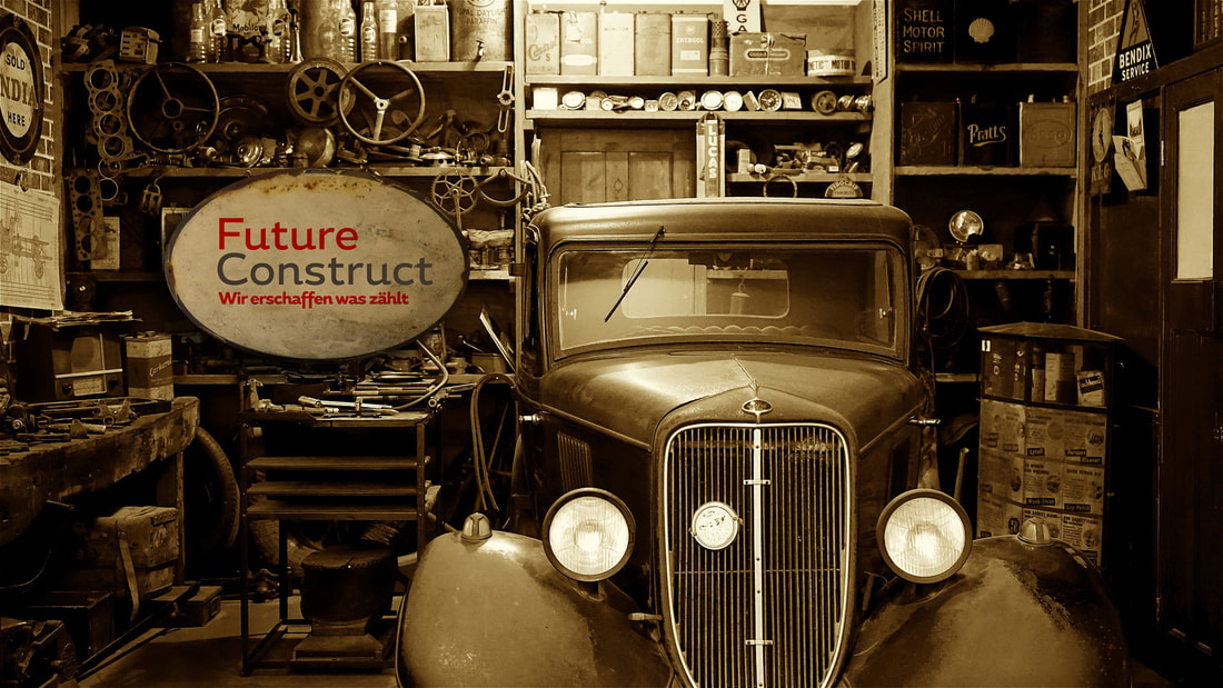 Future Construct Kapitalanlage Garagen