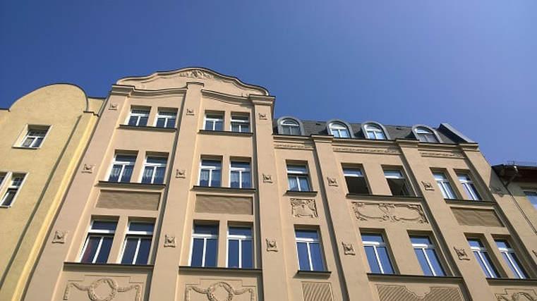 Wohnhaus - Hochhaus