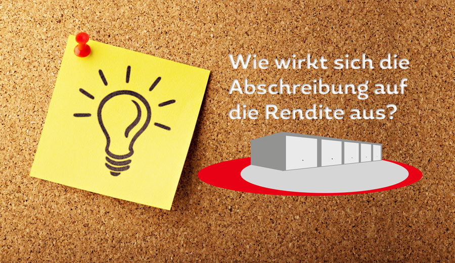 Abschreibung Rendite Future Construct